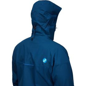 PYUA Breakout-Y 2.0 S Chaqueta Hombre, poseidon blue